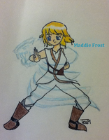 Maddie Frost (contest entry) by Ragtime-Gal