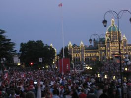 Canada Day 31 by lostock