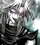 Yami Marik -Between Dark and Light by HerzyDIshtar