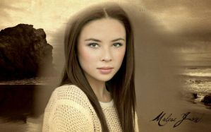 Malese Jow by The-VampireDiaries