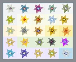 A Star For Every Friend by baba49