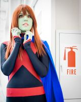 YJ: The Girl Who Would Prefer to Not Be On Fire by MangoSirene