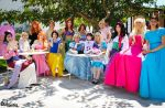 Disney Princess Cosplay by LauraHatake
