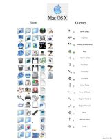 Mac OS X Panther Icons by mntnbkr1065