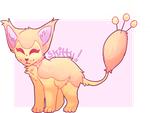 Skitty by angelicals