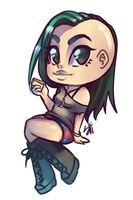 ChibiShi by RavenNoodle