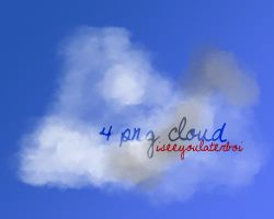 Clouds PNG by Iseeyoulaterboi