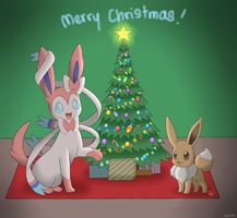 Christmas Day 2013 by Bluekiss131