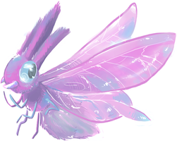 Colorful Venomoth by mypokemans