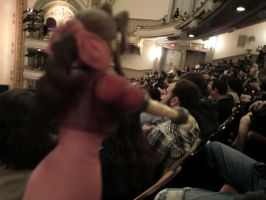 Aerith at Distant Worlds, NY by JadedTopaz