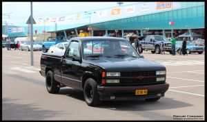 1990 Chevrolet 454 SS Pick Up by compaan-art