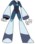 Male Gem OC - Forster (Forsterite) - Body by Anzac-A1