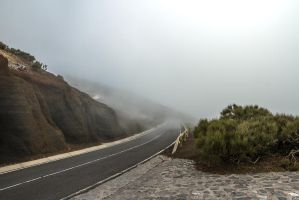 Driving through the clouds by attomanen