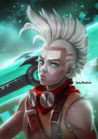 Ekko by DavidPan