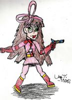 Art jam Entry-Badly Drawn Jessie by Urvy1A