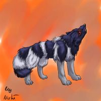 Wolfy-nized con: Soundwave by WoelfinNishi