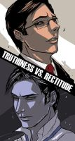 Truthiness vs. Rectitude by valefor