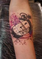 clock by Amap0la