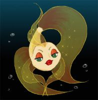 I'm a fish. by BelleRohaise