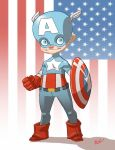 Little Patriot by ArtistAbe
