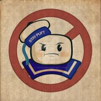 Stay Puft by Yei-Pi
