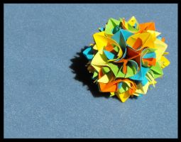 Curler Icosidodecahedron by Morzsi
