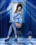 Blue Passions by RavenMoonDesigns