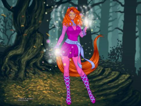 Maid Marian X-Girl-Candys-World-Doll-Divine-wide by NicoRiley