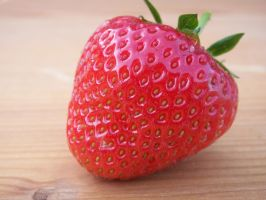 Strawberry take 2 by SianaLee