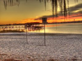 Sebring Sunset 2 HDR by bricolage54