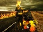 Sons of Anarchy - Ghost Rider by AngelXStrider