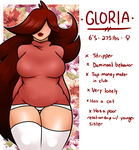 Gloria by LexisSketches