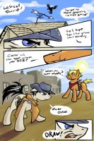 Duel by Hobbes-Maxwell