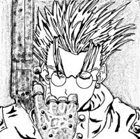 Vash The Stampede by mylovelyghost