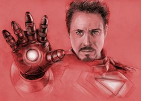 I am Iron Man by Irrisor-Immortalis