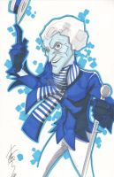 The Cold Miser by Hodges-Art
