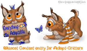 Adoptable Group Contest Entry by Kihara-Quagga