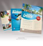 Travel Flyer 02 by valentinpl