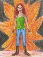 Pheonix by SquirrelGirl15