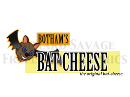 Bat Cheese by DorifutoRabbit