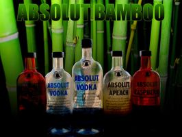 absolut bamboo by omerfarukciftci