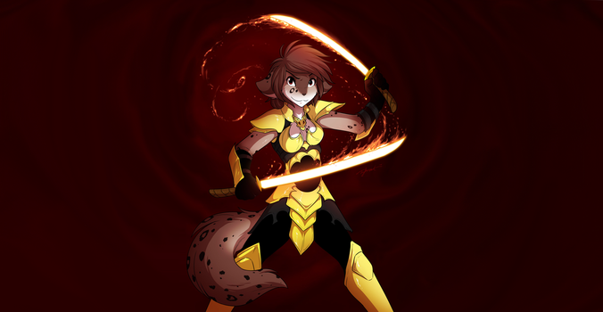 Dragonfire Kathrin by Twokinds by LW-Reload-State