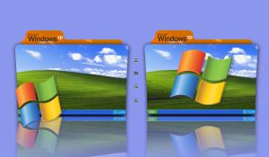 Windows XP Folders by walexm311