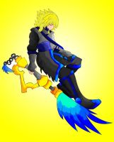 me in kingdom hearts by omegaproductions