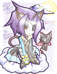 LucianKitty for AlenaSyrene :D by ChibixGunner