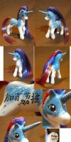 Gabriella custom MLP 01 by Bee-chan