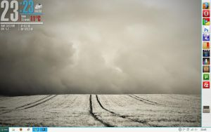 December Desktop by MaMBoS
