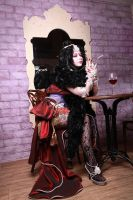 Trinity Blood Manga Cosplay: Jane by alberti