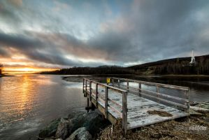 Another Mabou Sunset by steverankin