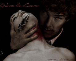 Gideon and Elanore - Dawns-Redemption2013 by zeezeeazc123